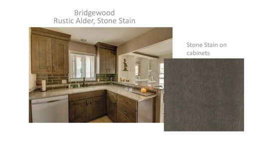 Flat Tops Interior Base Cabinetry