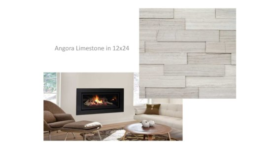 Flat Tops Interior Modern Fireplace