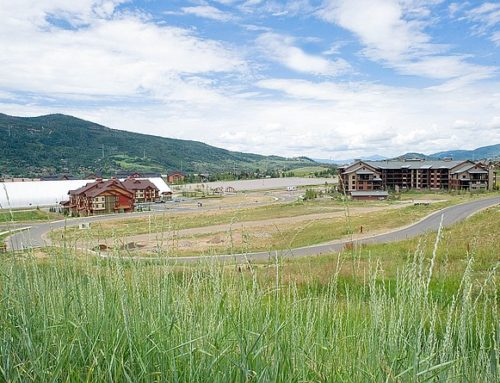 Flat Tops at Wildhorse would create 21 single-family homes near Trailhead Lodge
