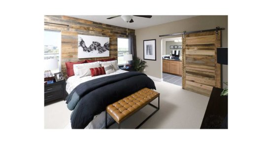 Flat Tops Upgrade Options Accent Wall