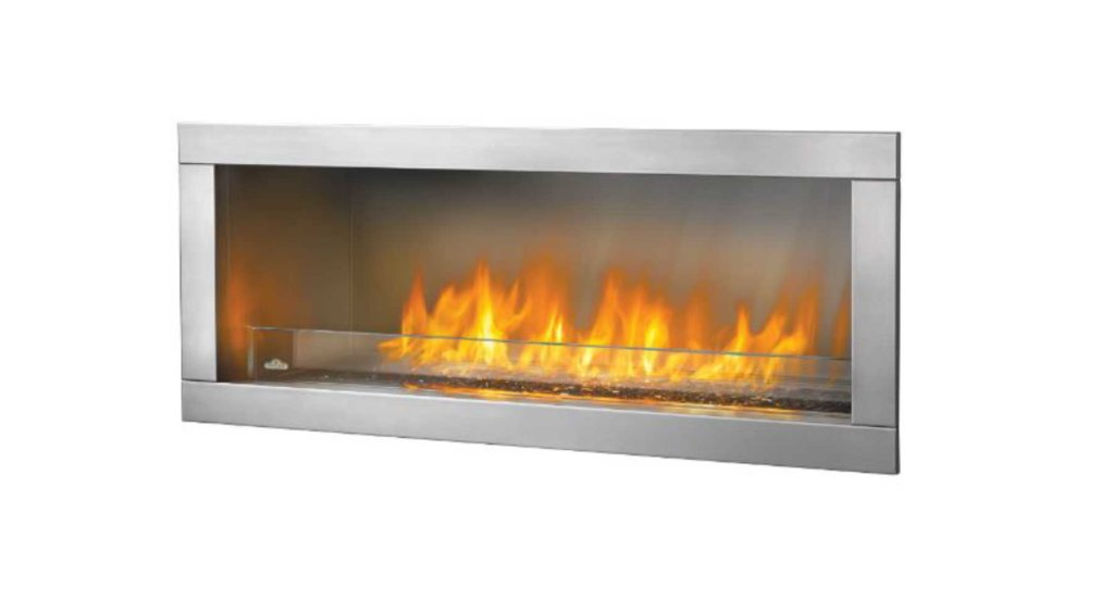 Flat Tops Upgrad Options Outdoor Fireplace