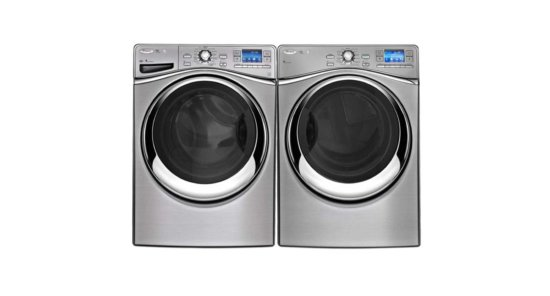 Flat Tops Upgrade Options Washer Dryer