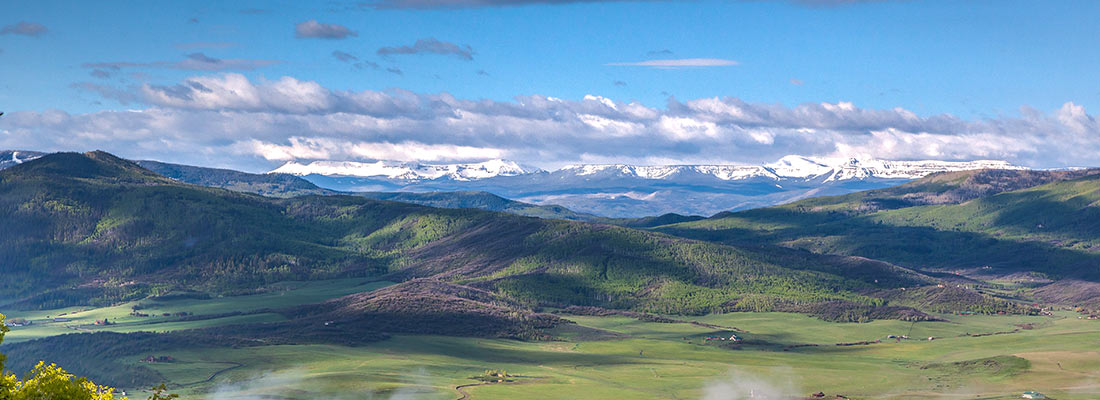 Routt County Flat Tops